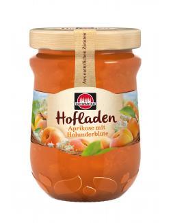 Schwartau Hofladen Aprikose-Holunderblüte  (320 g) - 4011800086022