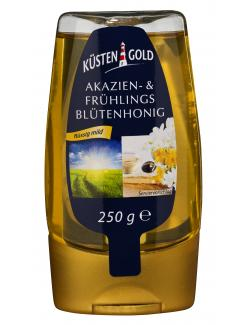 K�stengold Akazien- & Fr�hlings Bl�tenhonig fl�ssig mild  (250 g) - 4250426209297