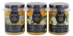 Gepa Bio Honigtrio  (3 x 125 g) - 4013320225783