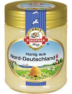 Bihophar Honig aus Norddeutschland  (500 g) - 4055500012172