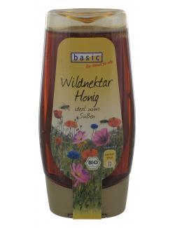 Basic Wildnektarhonig  (350 g) - 4032914580602
