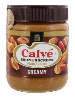 Calvé Erdnusscreme creamy  (350 g) - 8712566050116