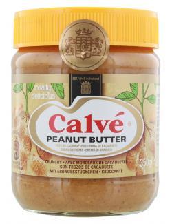 Calv� Erdnusscreme crunchy  (350 g) - 8712566050123