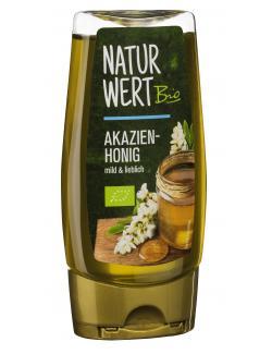 NaturWert Bio Akazienhonig  (350 g) - 4250780317386
