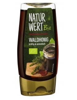 NaturWert Bio Waldhonig  (350 g) - 4250780317409