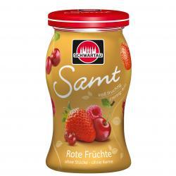 Schwartau Samt Bienenhelfer Rote Fr�chte  (270 g) - 4011800191313