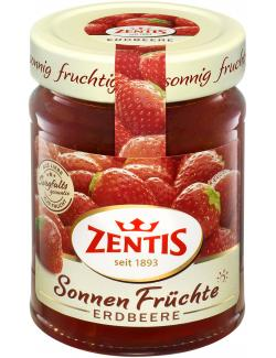 Zentis Sonnen Fr�chte Erdbeere  (295 g) - 4002575514483