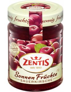 Zentis Sonnen Früchte Sauerkirsche  (295 g) - 4002575514407