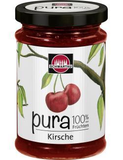Schwartau pura Kirsche  (200 g) - 4011800171414