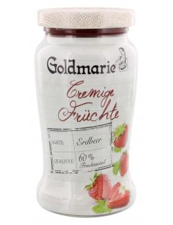 Goldmarie Cremige Früchte Erdbeer  (300 g) - 4260404852148