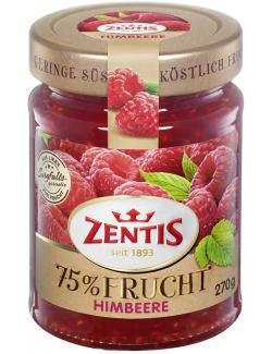Zentis 75% Frucht Himbeere  (270 g) - 4002575514759