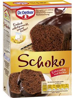 Dr. Oetker Schoko Kuchen  (485 g) - 4000521854904