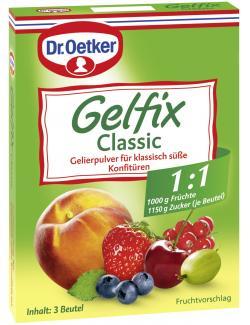 Dr. Oetker Gelfix Classic 1:1  (60 g) - 4000521711603