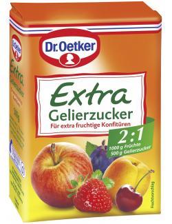 Dr. Oetker Gelierzucker Extra 2:1  (500 g) - 4000521730000
