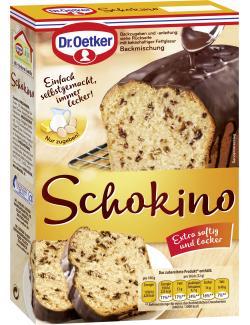 Dr. Oetker Schokino Kuchen  (480 g) - 4000521851002