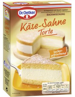 dr oetker k se sahne torte 390 g online bestellen bei. Black Bedroom Furniture Sets. Home Design Ideas