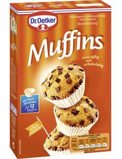 Dr. Oetker Muffins  (370 g) - 4000521890001