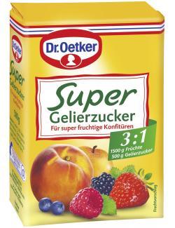 Dr. Oetker Super Gelierzucker 3:1  (500 g) - 4000521730307
