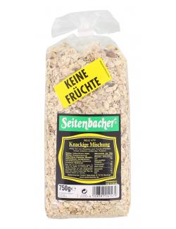 Seitenbacher M�sli 479 knackige Mischung  (750 g) - 4008391041479