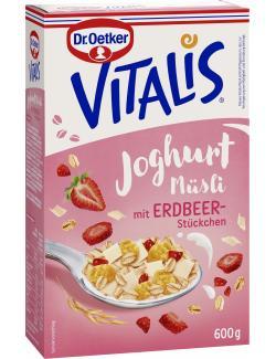 Dr. Oetker Vitalis Joghurt Müsli  (600 g) - 4000521663407