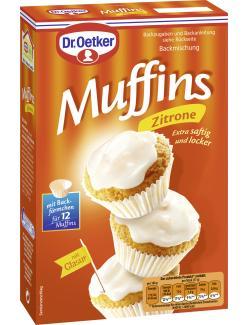Dr. Oetker Zitronen Muffins  (415 g) - 4000521891503