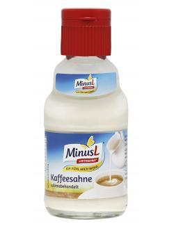 Minus L Kaffeesahne 10%  (165 g) - 4062800006206