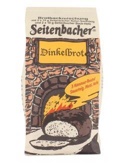 Seitenbacher Dinkelbrot  (935 g) - 4008391040397