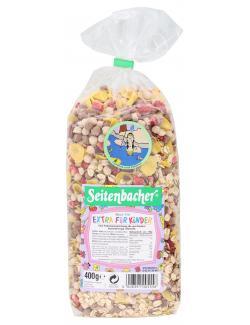 Seitenbacher M�sli 556 extra f�r Kinder  (400 g) - 4008391005556