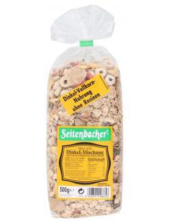 Seitenbacher Müsli 656 Dinkel-Mischung  (500 g) - 4008391008656