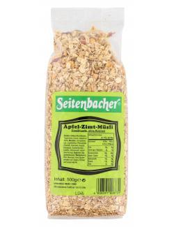 Seitenbacher Apfel Zimt Müsli  (500 g) - 4008391008731