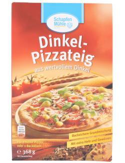 Schapfenm�hle Dinkel Pizzateig  (368 g) - 4000950115034