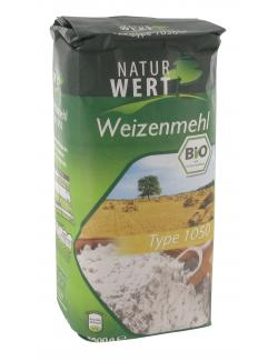 NaturWert Bio Weizenmehl Type 1050  (1 kg) - 4250286167010