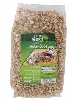 NaturWert Bio Dinkel-Bobs mit Honig  (200 g) - 4250286275388