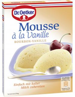 Dr. Oetker Mousse � la Vanille  (60 g) - 4000521476007