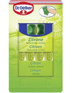 Dr. Oetker Backaroma Zitrone  (8 g) - 4000521140113