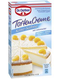 Dr. Oetker Torten Creme Käse-Sahne  - 4000521135201