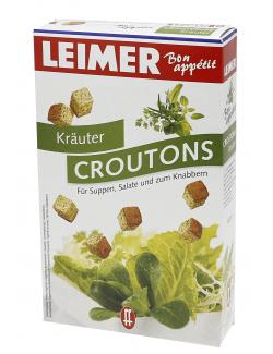 Leimer Croutons Kräuter  (100 g) - 4000186038107