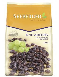 Seeberger Blaue Weinbeeren  (500 g) - 4008258161043