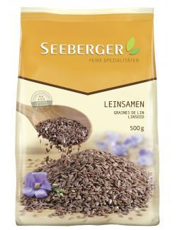 Seeberger Leinsamen  (500 g) - 4008258502013