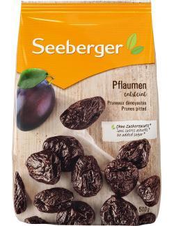Seeberger Pflaumen entsteint  (500 g) - 4008258324042