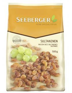 Seeberger Sultaninen  (500 g) - 4008258171035