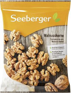 Seeberger Walnusskerne  (150 g) - 4008258130018