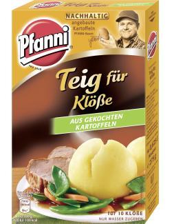 Pfanni Teig f�r Kl��e  (10 St.) - 4000400130792