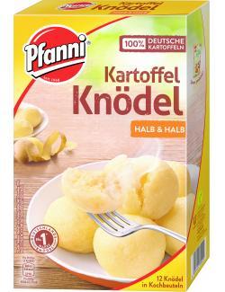 Pfanni Kartoffelkn�del in Kochbeuteln halb & halb  (12 St.) - 4000400130495