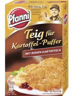 Pfanni Teig f�r Kartoffel-Puffer  (20 St.) - 4000400130686