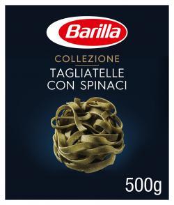 Barilla Collezione Tagliatelle con Spinaci Bolognesi  (500 g) - 8076809523721