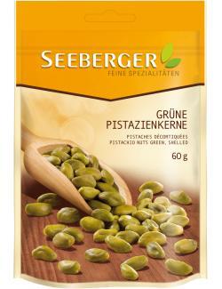 Seeberger Grüne Pistazienkerne  (60 g) - 4008258055014