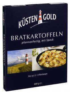 K�stengold Bratkartoffeln mit Speck  (400 g) - 4045800717082