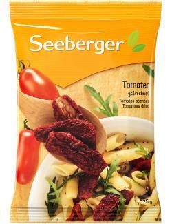 Seeberger Tomaten getrocknet  (125 g) - 4008258450017