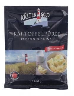Küstengold Kartoffelpüree komplett mit Milch 0,79 EUR/100 g 657020